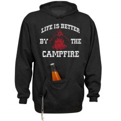 Life's Better By Campfire