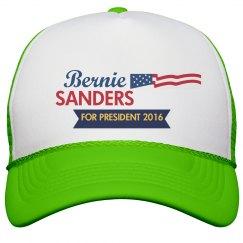Bernie Sanders Truck Hat