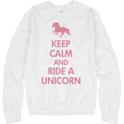 Keep Calm And Unicorn