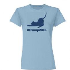 Trump Kitty Shirt