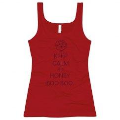 Keep Calm Boo Boo Pig