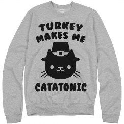 Thankful Catatonic Coma