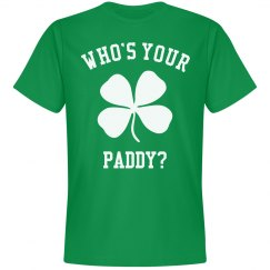 Who's Your Paddy Clover