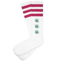 Marijuana Pot Line