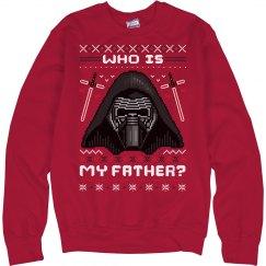 He HAS to Be Luke