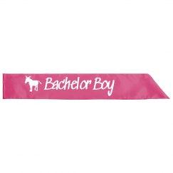Pink Ass Bachelor Boy