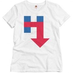 Anti Hillary Arrow