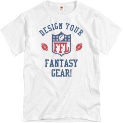 Custom Fantasy Football Shirts