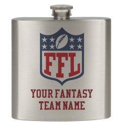Fantasy Football Custom Team Name Flask