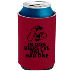 In Dog Beers Only Had One