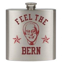 Bernie Sanders Flask