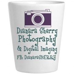 Dianara Sherry Shotglass