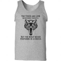 Wolves don't play tank
