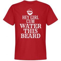Water Santas Beard 2