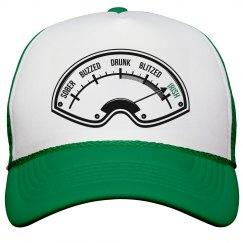 St. Patrick's Meter Head
