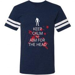 My Aim Is Calm