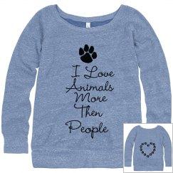 Animals better then ppl