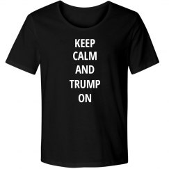 Keep Calm and Trump on