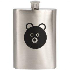 Cub/Bear Flask