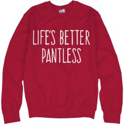 Pantless Crewnecks