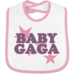 Baby GaGa Bib