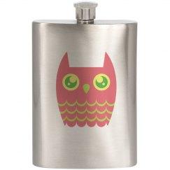 Owl Flask