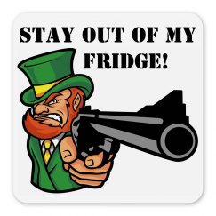 Stay Out Of My Fridge!