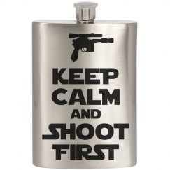 Keep Calm Solo Was First