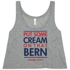 Get Over Your Bern Tank