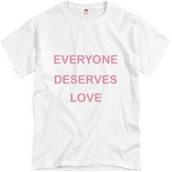Everyone Deserves Love