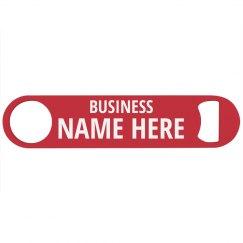 Custom Bottle Opener For Business