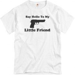 Say Hello Little Friend
