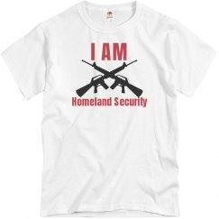 I Am Homeland Security