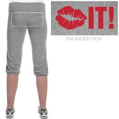 Kiss It Capris