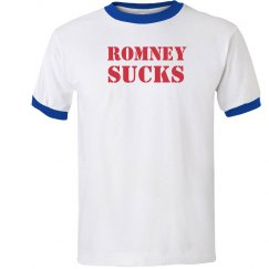 Romney Sucks Tee