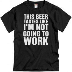 This Beer Tastes Like...