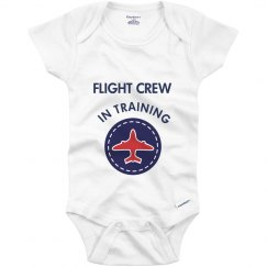 Flight Crew In Training