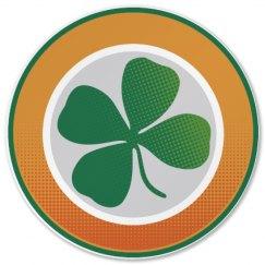 St Patricks Day Coaster