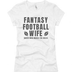 Fantasy Football Wife