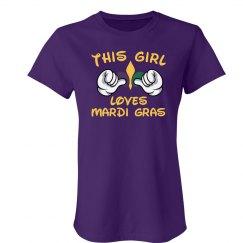 This Girl Loves Mardi Gras