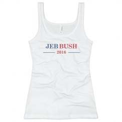 Jeb Bush Tank Top