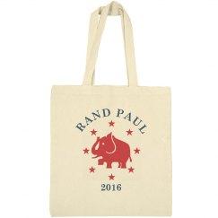 Rand Paul Tote Bag