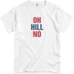 Hell No Hillary
