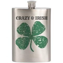 Crazy And Irish Drunk