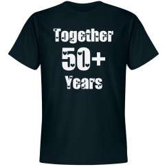 Together 50 plus years