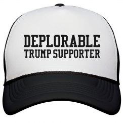 Deplorable Donald Trump Supporter