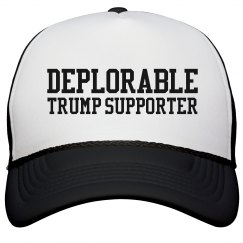 Deplorable Donald Trump Supporter