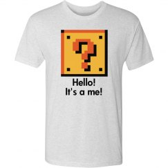 Hello, it's a me! - Gaming Shirt