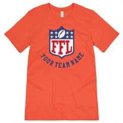 Fantasy Football Team Shirt
