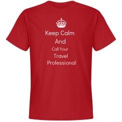 Keep Calm Travel Agent